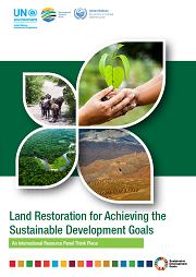 Land restoration for achieving Sustainable Development Goals (2019)